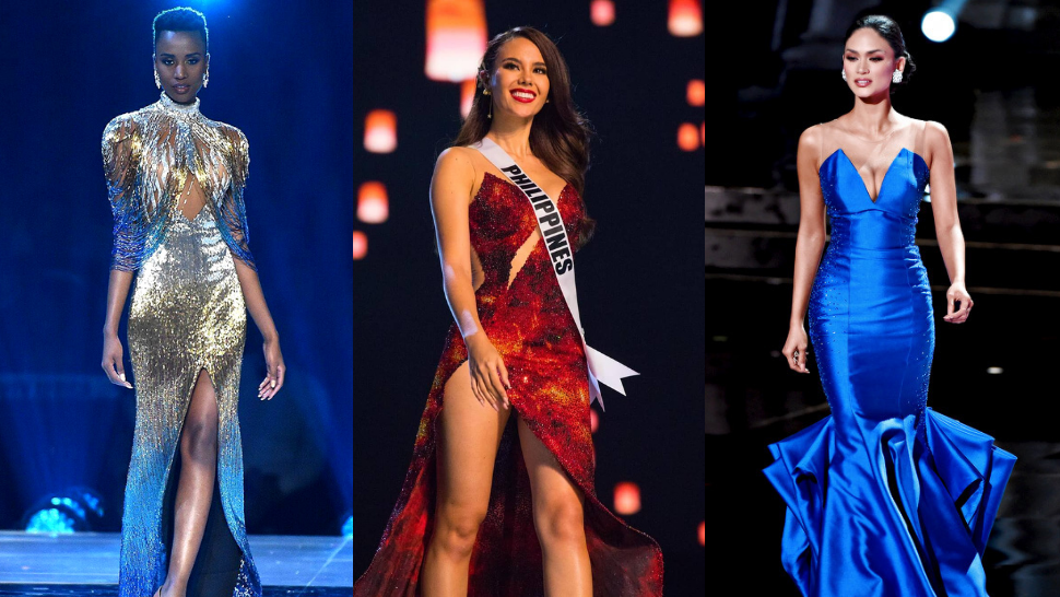 10 Unforgettable Gowns Worn By Miss Universe Winners Over The Years
