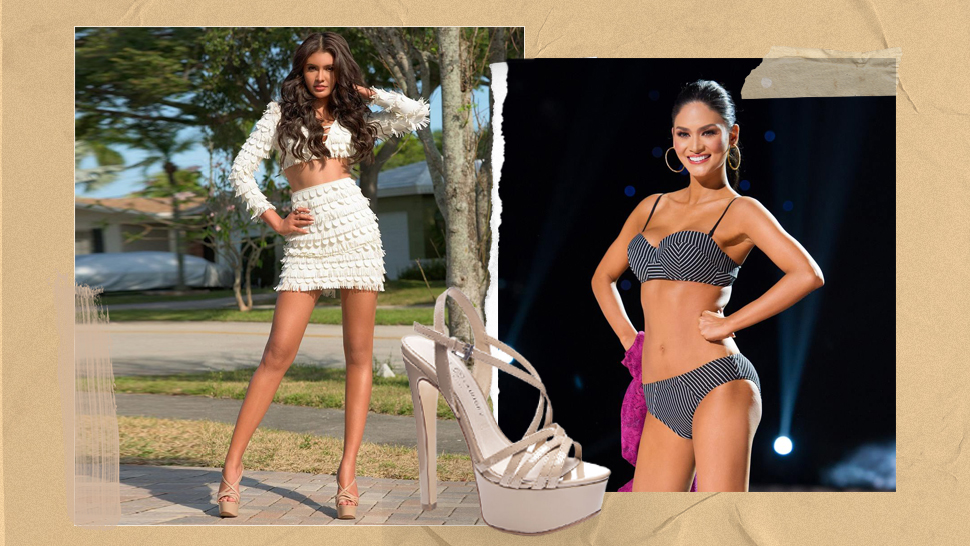 Did You Know? Rabiya Mateo Wears the Exact Heels Pia Wurtzbach Wore When She Won Miss Universe