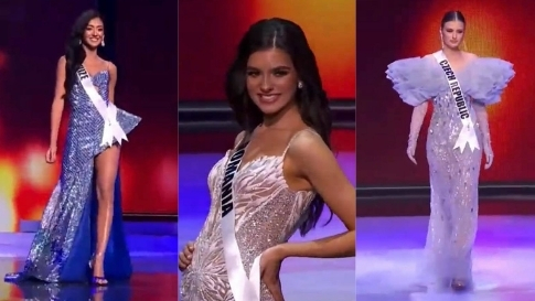 All The Miss Universe 2020 Candidates Who Wore Filipino-made Gowns To The Prelims