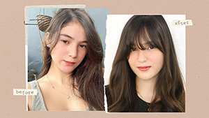 Barbie Imperial Just Got Wispy 'curtain Bangs' And Here's Why You Should Too