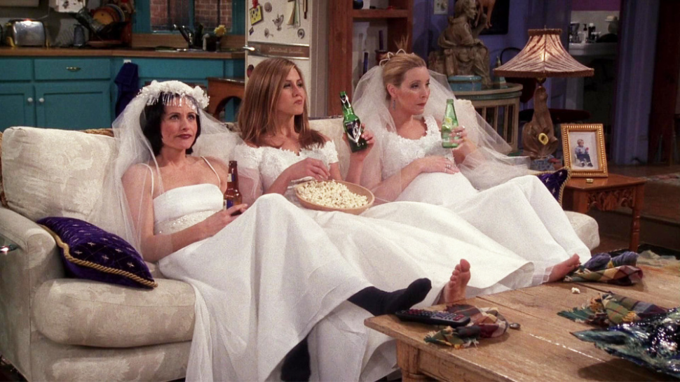 It's Official: The Friends Reunion Drops This May