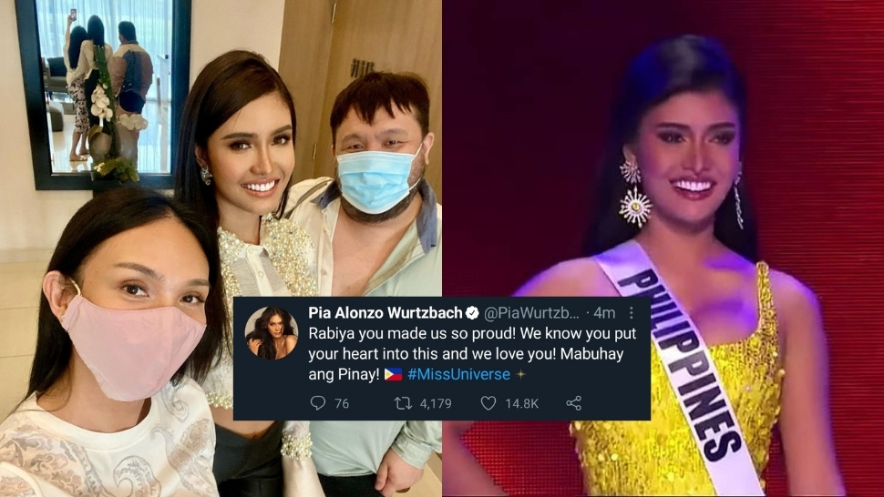 Local Celebrities React After Rabiya Mateo Fails To Get Into Miss Universe 2020 Top 10