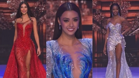 The Most Stunning Gowns Worn By Miss Universe 2020 Top 10 Candidates
