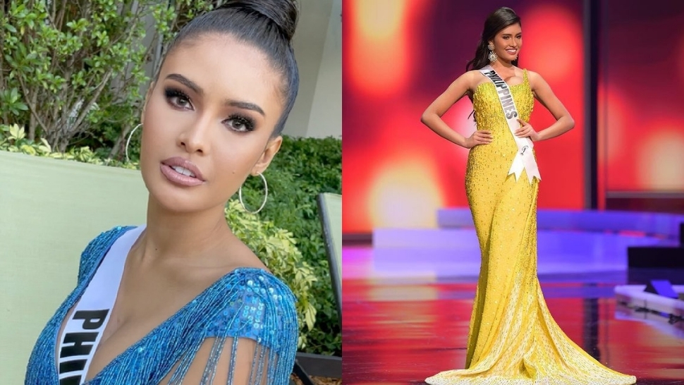 Oh No, Rabiya Mateo Is No Longer In The Running To Be Miss Universe 2020