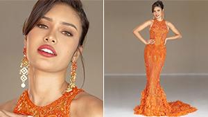 This Would Have Been Rabiya Mateo's Crowning Dress At The Miss Universe 2020 Finals