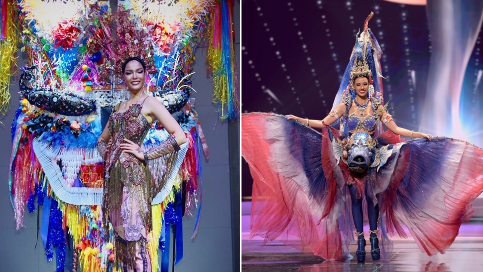 Did You Know? Thailand Is the Country with the Most National Costume Wins at Miss Universe