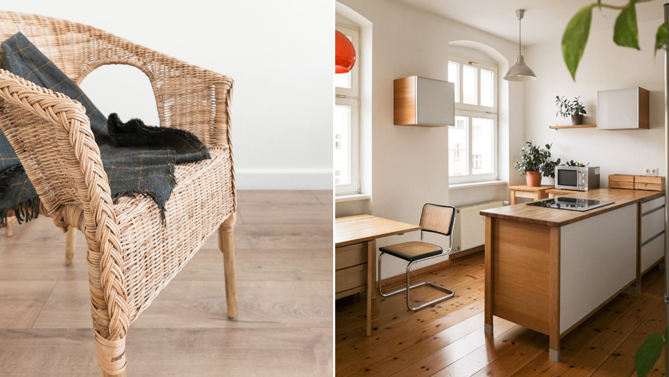 How To Decorate Your Home With Wood And Neutral Elements