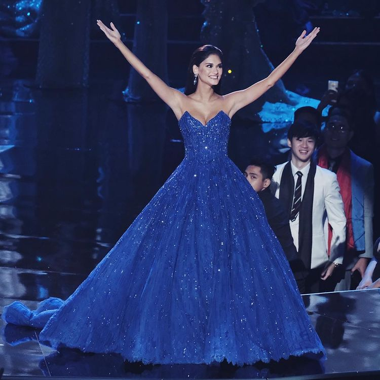 best farewell gowns at miss universe