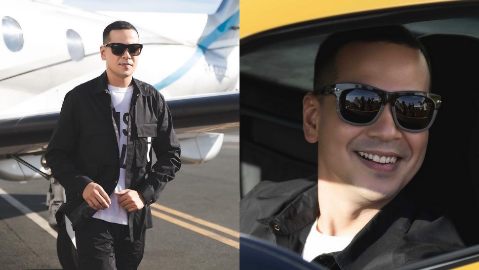 John Lloyd Cruz's Comeback Teaser OOTD Costs Over P108,000
