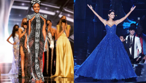 5 Of The Most Stunning Miss Universe Farewell Gowns So Far