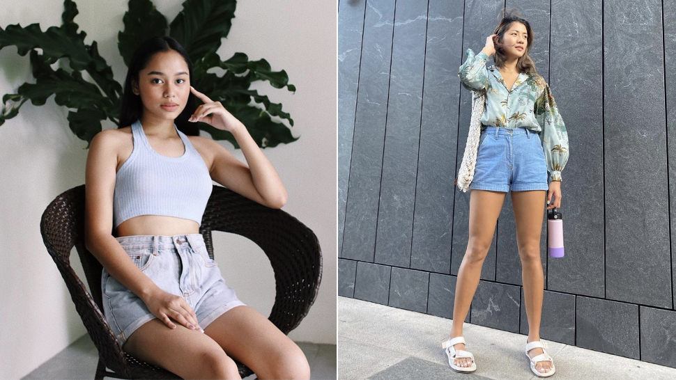 15 Denim Shorts Outfit Combination When You Have 'Nothing to Wear'