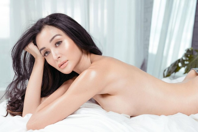 kris bernal topless birthday shoot