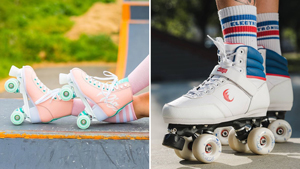 Here's Where You Can Buy Those Retro Roller Skates You've Been Seeing On Instagram