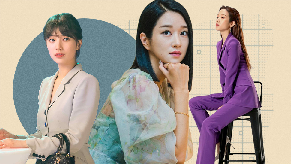 10 K-drama Leading Ladies Who Will Convince You To Wear Suits