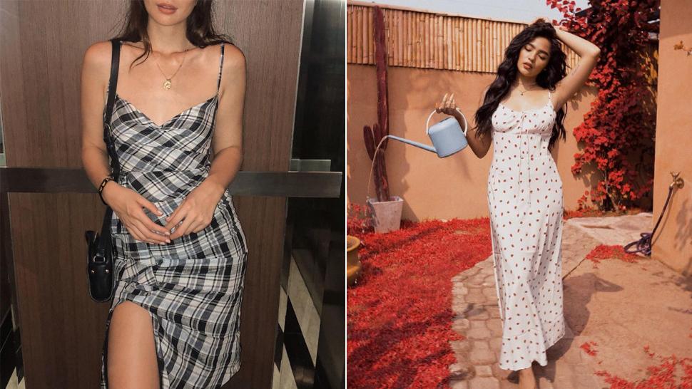 15 Fresh Ways To Wear A Dress, As Seen On Celebrities
