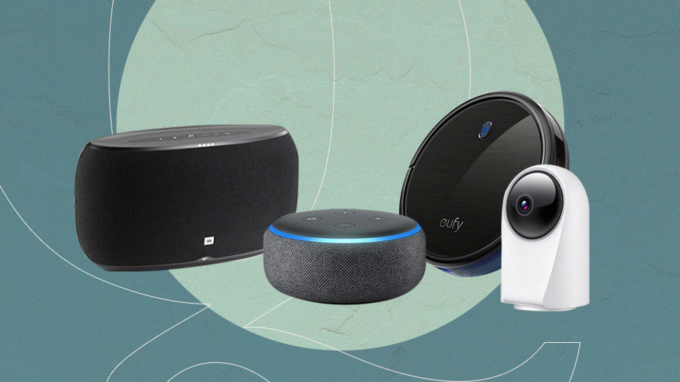 10 Nifty Gadgets To Turn Your Space Into A Futuristic Home