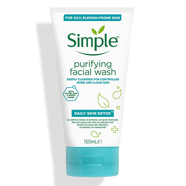 gentle ph balanced cleanser for acne