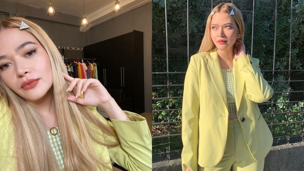 Bela Padilla Is Blonde Now And She Looks Stunning