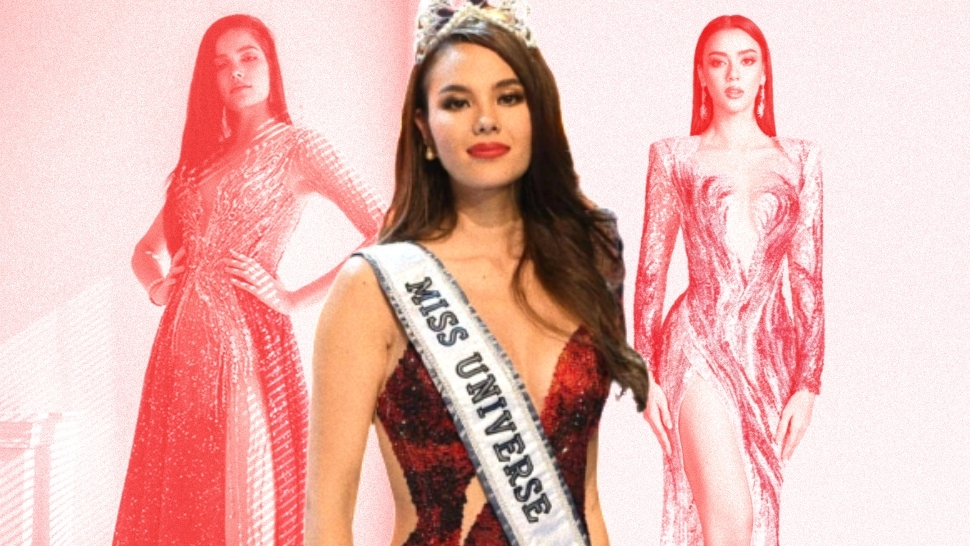 """What Is The """"catriona Gray Effect"""" And Why Are Miss Universe Candidates Copying It?"""