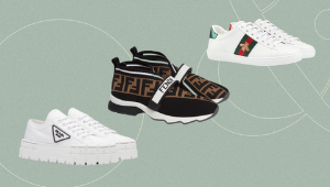 10 Best Designer Sneakers That Won't Go Out Of Style