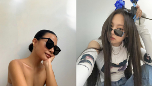 What Is Gentle Monster And Why Do Celebs Love This Korean Brand?