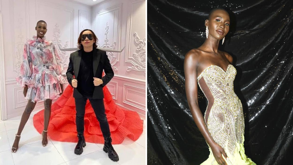Michael Cinco Calls Out Miss Universe Canada's Team For Making False Claims About His Gowns