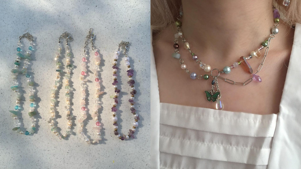 8 Instagram Shops That Sell Dainty Fairycore-themed Necklaces