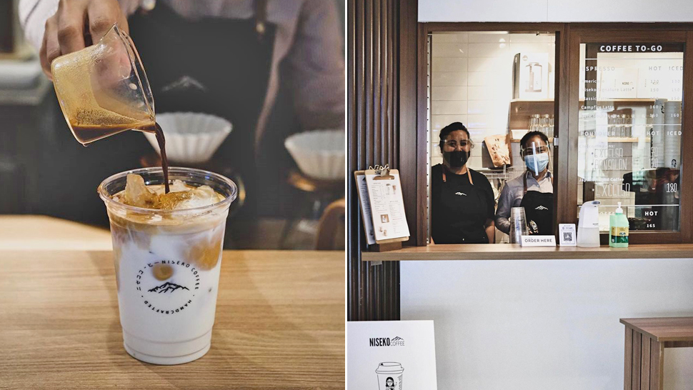 Get Your Coffee Fix at This Minimalist Japanese Cafe in Greenhills