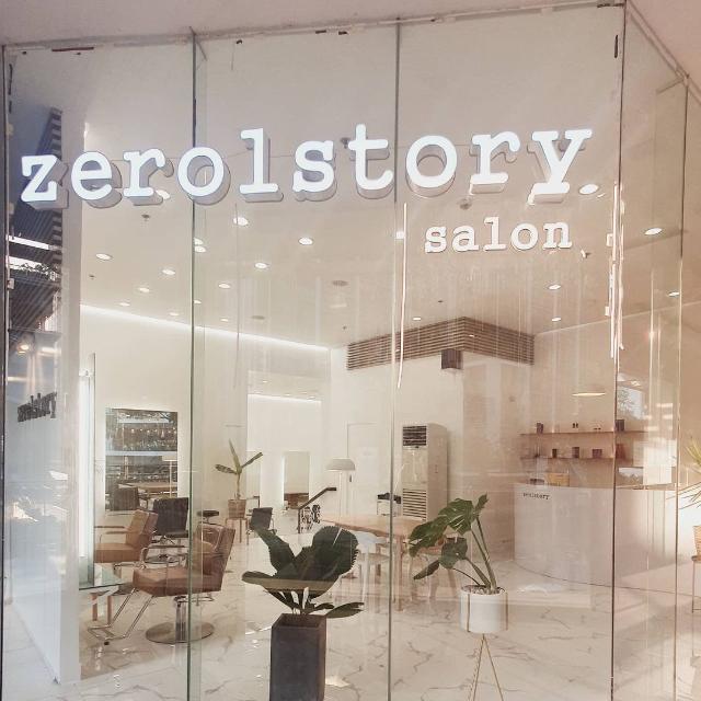 zero 1 story korean salon