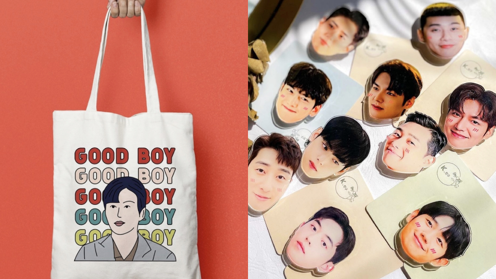 5 Local Online Stores To Buy Fan-made K-drama Merch