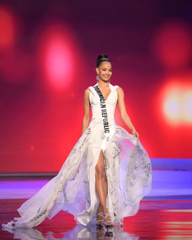 Miss Dominican Republic Kimberly Jimenez