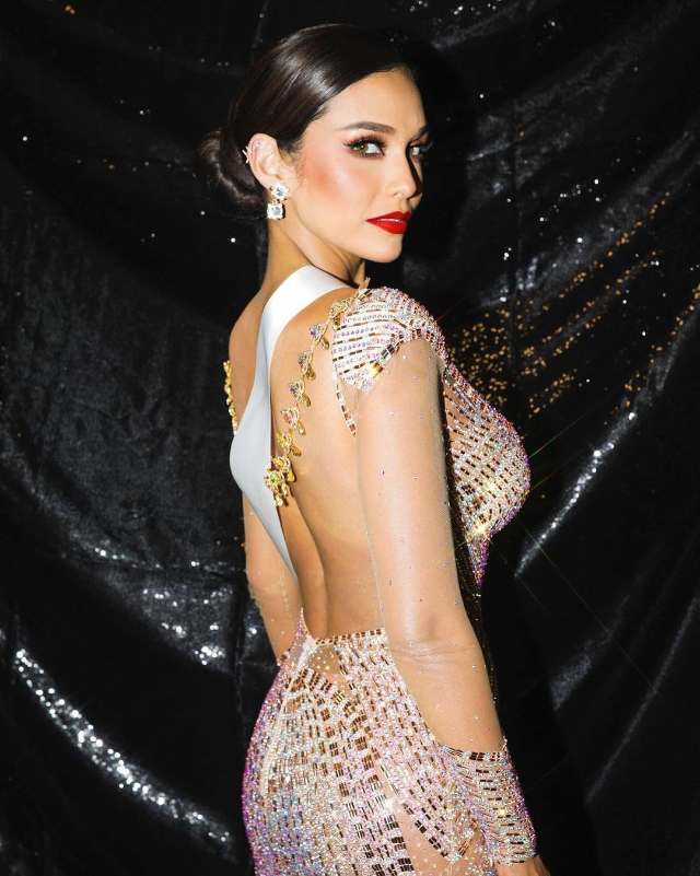 Miss Peru Janick Maceta