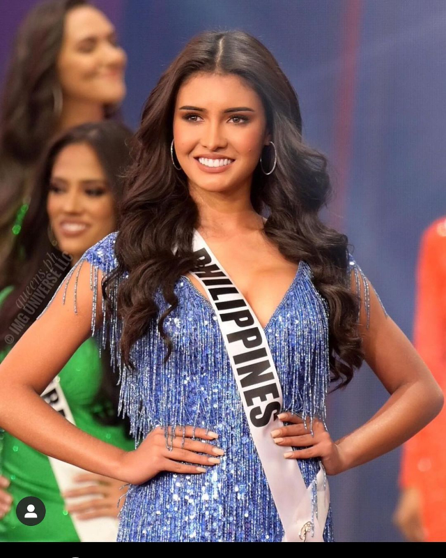 Miss Philippines Rabiya Mateo