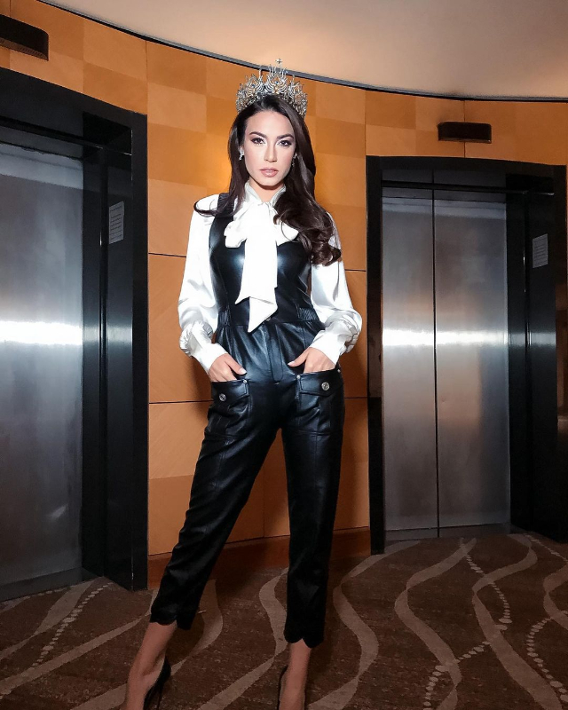 Miss Brazil Julia Gama