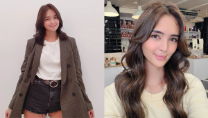 Here's Where Your Favorite Celebs Get Their Korean-inspired Hair Makeovers
