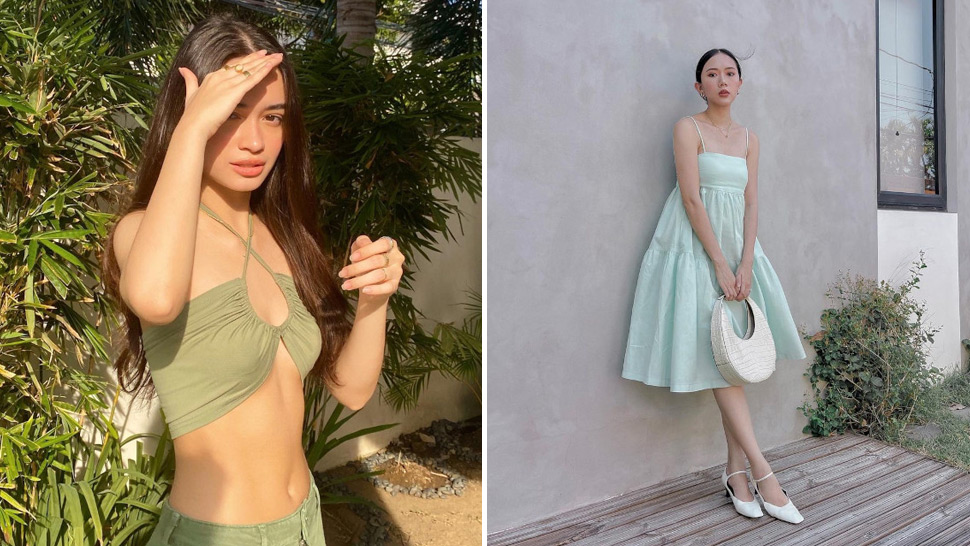 10 Fresh Ways To Wear Green, As Seen On Celebs And Influencers