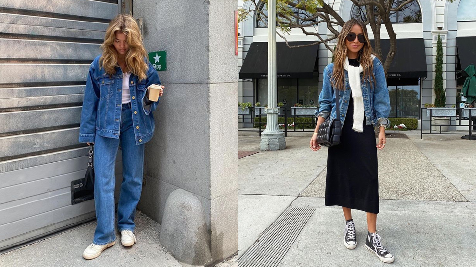 10 Ways to Style Denim Jackets For When You Have Nothing to Wear