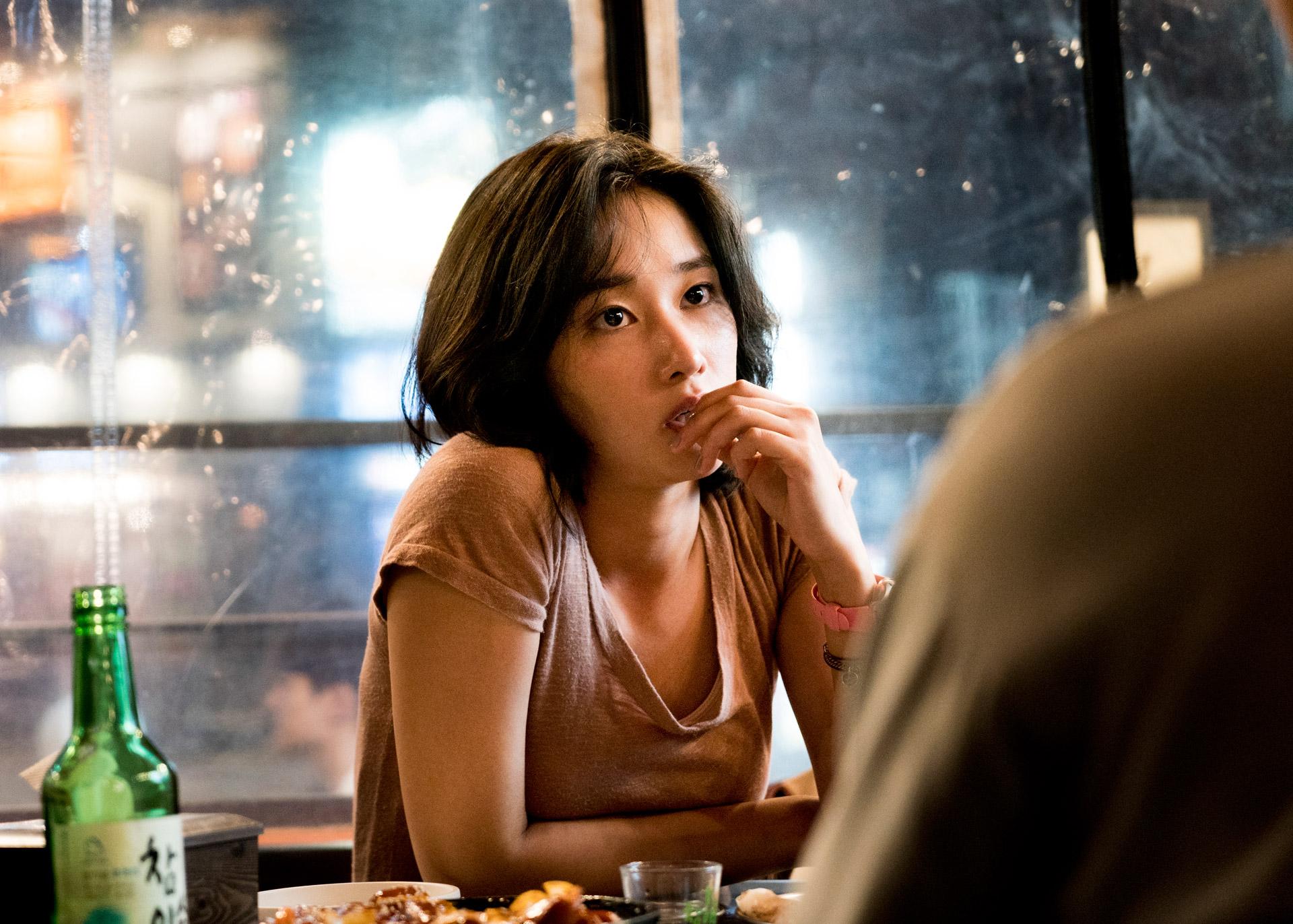 Jeon Jong Seo Burning