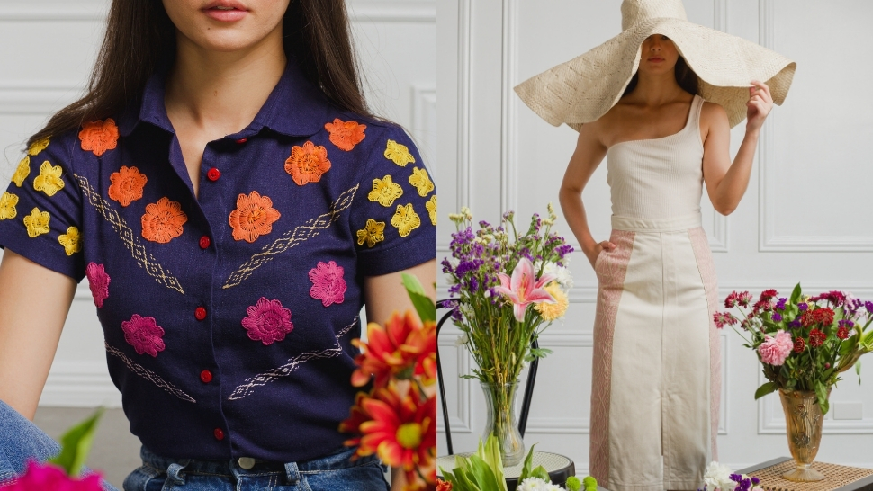 This 20-year-old Student Works With Local Weavers To Create Stylish Outfits