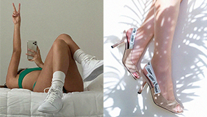 12 Instagrammable And Aesthetic Ways To Take Shoefies