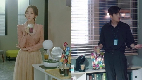 The Exact Coffee Machines We've Spotted On K-dramas