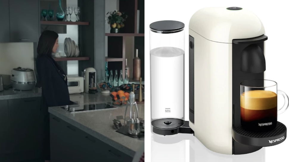 exact coffee machines in k-drama the world of married