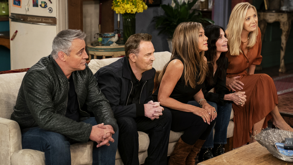 """All The Best Revelations From The """"friends"""" Reunion Special"""
