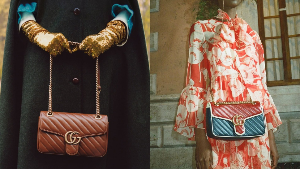 Everything You Need to Know Before Buying Gucci's GG Marmont Bag