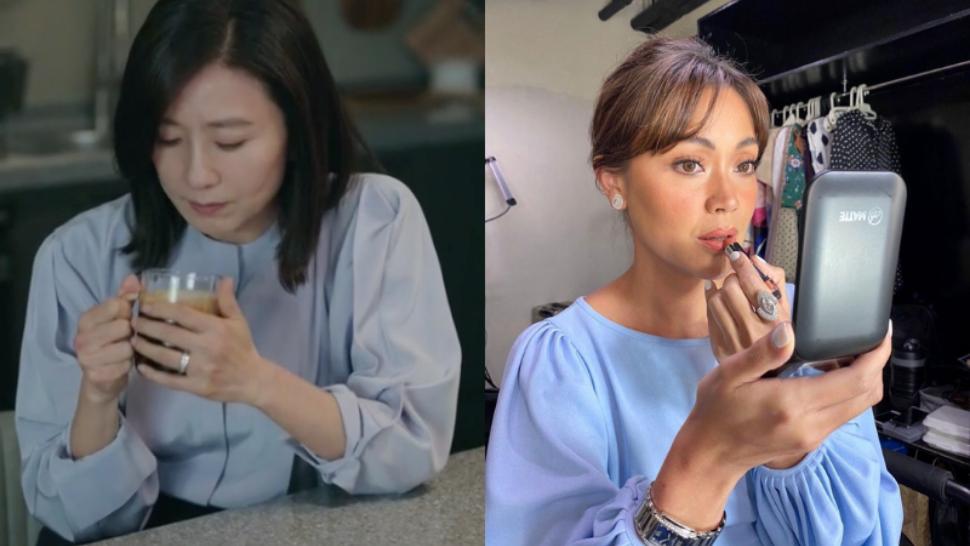 "8 Times Jodi Sta. Maria Went Twinning With Ji Sun-woo Of ""the World Of Married"""