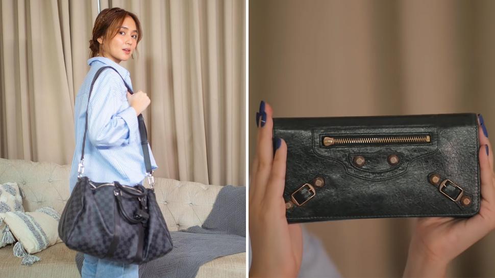 These Are The Designer Items Kathryn Bernardo Keeps In Her Work Bag