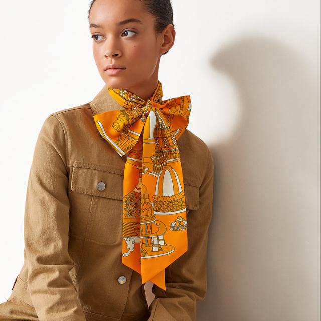 hermes twilly scarf