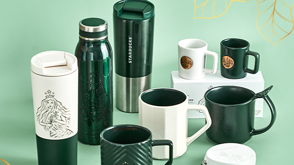 These Elegant New Starbucks Tumblers Are Only Available In The Philippines