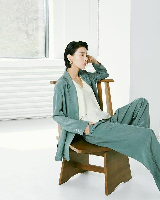 Kim Seo Hyung instagram