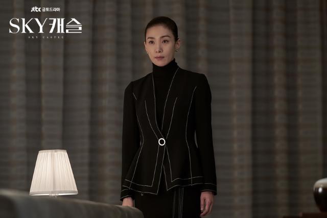 Kim Seo Hyung sky castle